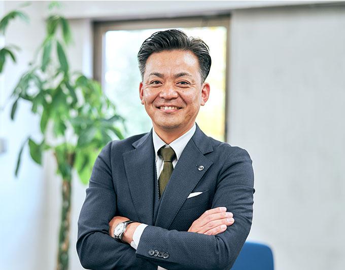 代表取締役社長 伊藤 孝恭